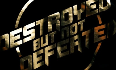 Destroyed But Not Defeated – Lost In Translation